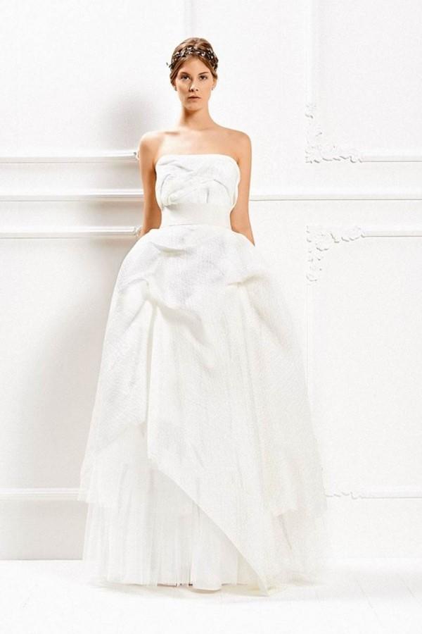 Свадебные платья Max Mara 2015 (3)