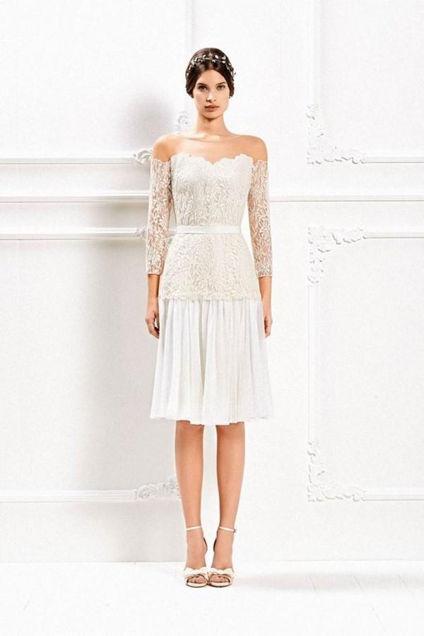 Свадебные платья Max Mara 2015 (4)
