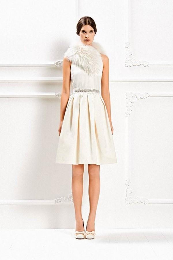 Свадебные платья Max Mara 2015 (5)