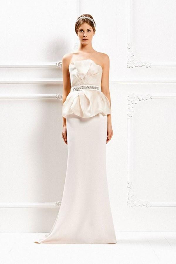 Свадебные платья Max Mara 2015 (6)