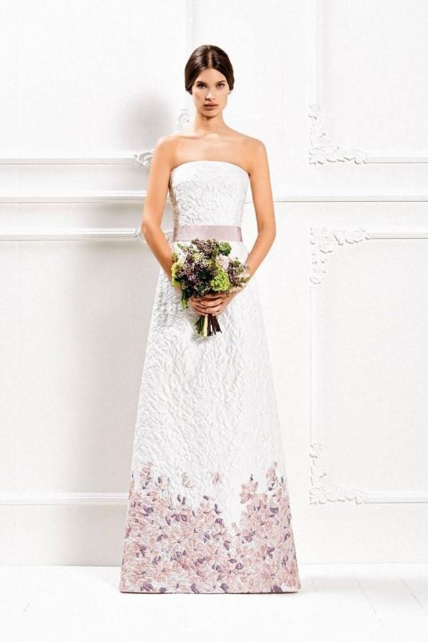 Свадебные платья Max Mara 2015 (7)