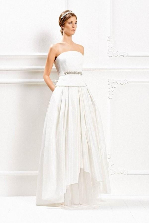 Свадебные платья Max Mara 2015 (8)