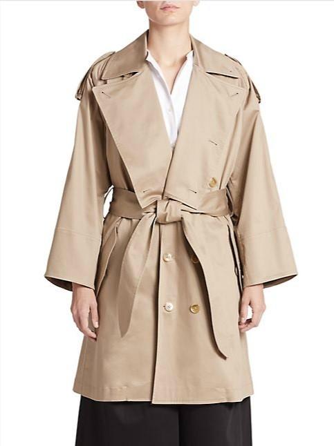 пальто oversize Tome
