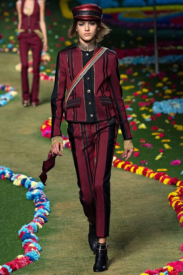 Женские брючные костюмы весна-лето 2015 Tommy Hilfiger