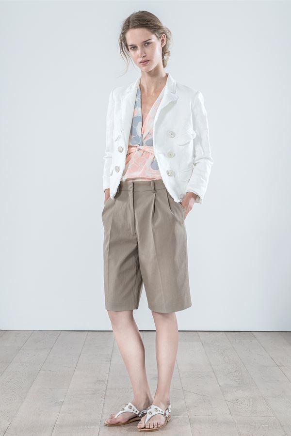 Модные бриджи весна-лето 2015 Vanessa Bruno
