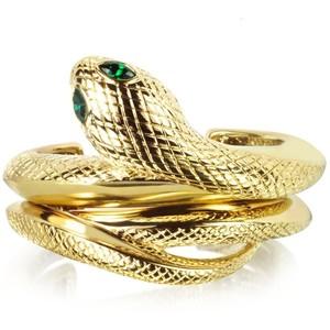 Золотые браслеты с изумрудами 2015 (8)