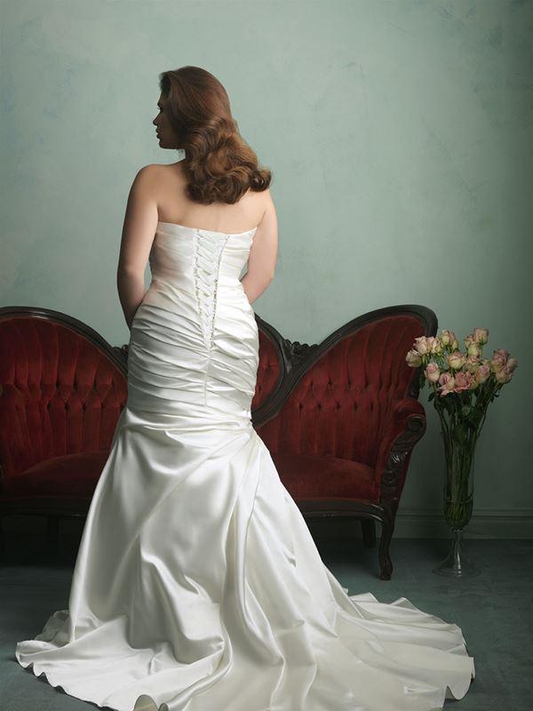 свадебные платья для полных Allure Bridals 2015 (4)
