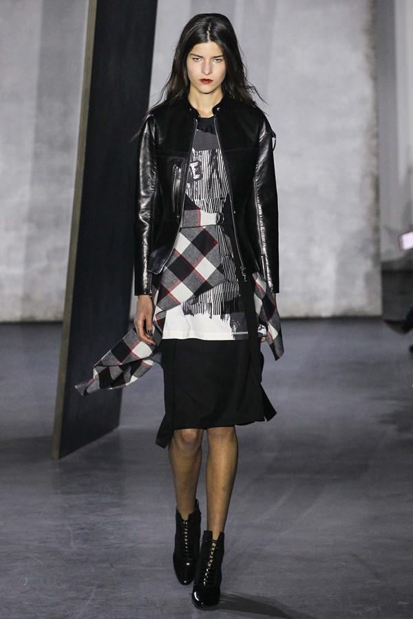 Кожаные куртки осень-зима 2015-2016: 3.1 Phillip Lim