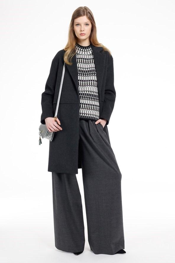Широкие брюки осень-зима 2015-2016  Acne Studios