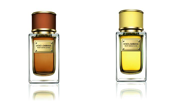 Dolce&Gabbana дополнили парфюмерную коллекцию Velvet