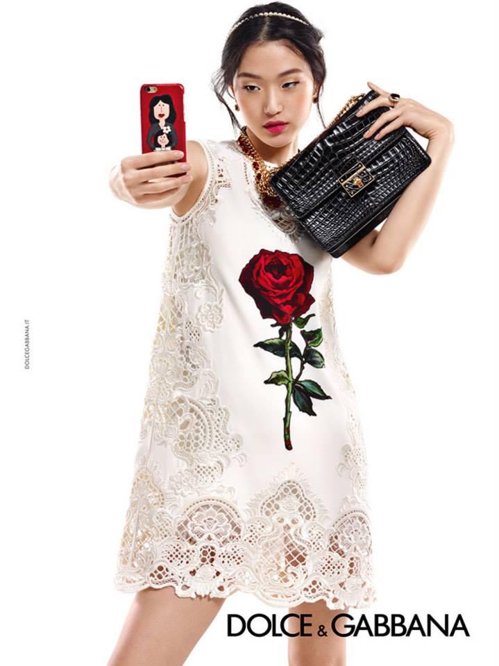 Dolce&Gabbana рекламная кампания осень-зима 2015-2016 (1)