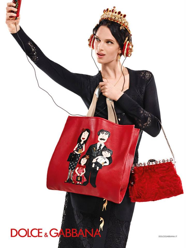 Dolce&Gabbana рекламная кампания осень-зима 2015-2016 (4)
