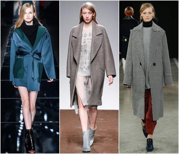 Пальто oversize осень-зима 2015-2016-1