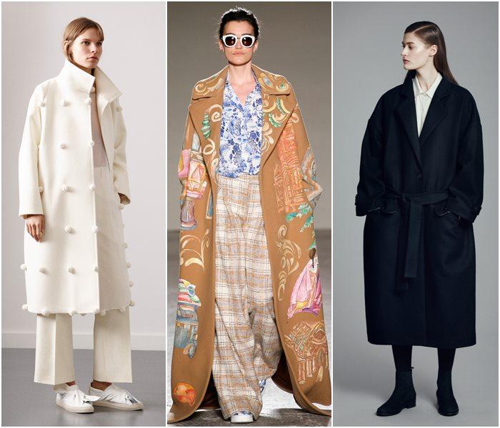 Пальто oversize осень-зима 2015-2016-4