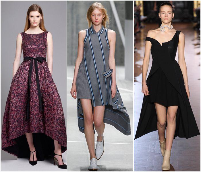 модные платье 2016 фото новинки