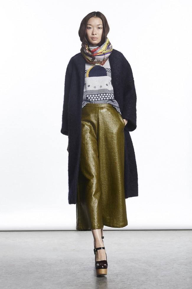 Широкие брюки осень-зима 2015-2016 Rachel Comey