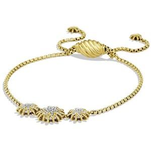 Золотые браслеты с бриллиантами 2015  (1)