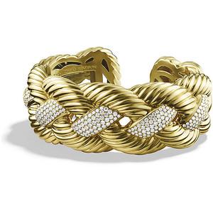 Золотые браслеты с бриллиантами 2015  (12)