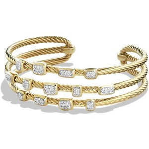 Золотые браслеты с бриллиантами 2015  (13)