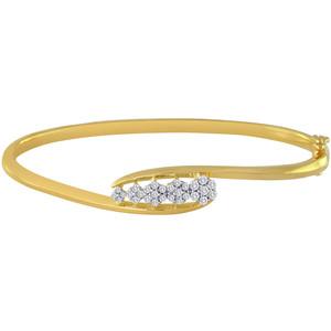 Золотые браслеты с бриллиантами 2015  (16)