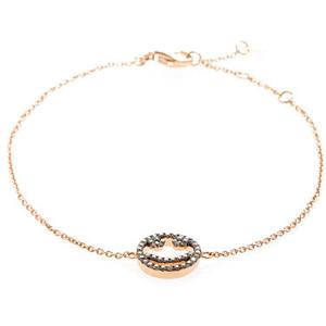 Золотые браслеты с бриллиантами 2015  (19)