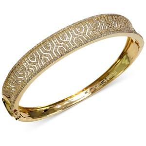 Золотые браслеты с бриллиантами 2015  (21)