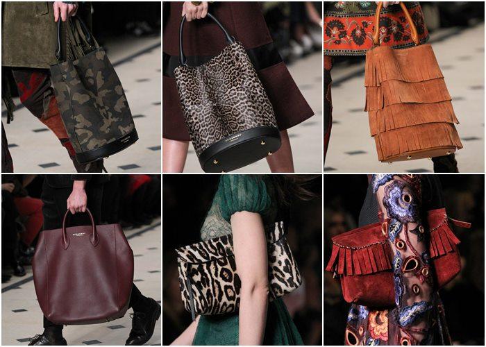 сумки Burberry Prorsum осень-зима 2015-2016
