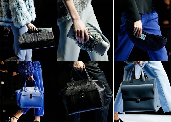 сумки Giorgio Armani осень-зима 2015-2016