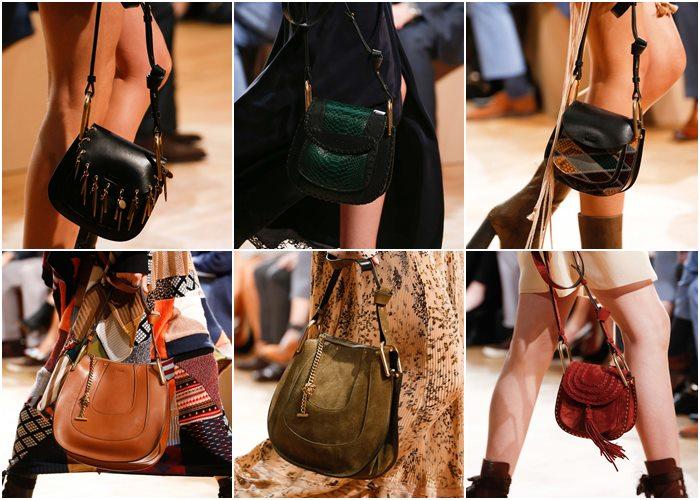 сумки chloe осень-зима 2015-2016
