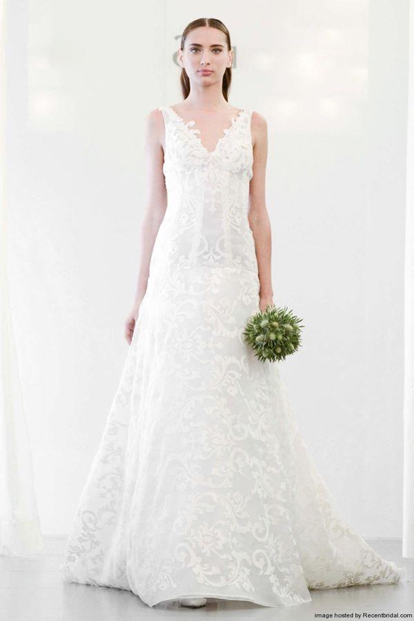 Кружевные свадебные платья 2015-2016 Angel Sanchez