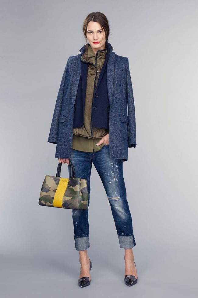 Модные джинсы осень-зима 2015-2016: Banana Republic