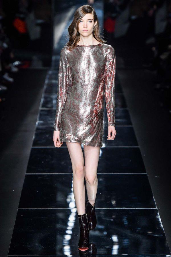 Коктейльные платья осень-зима 2015-2016  Blumarine