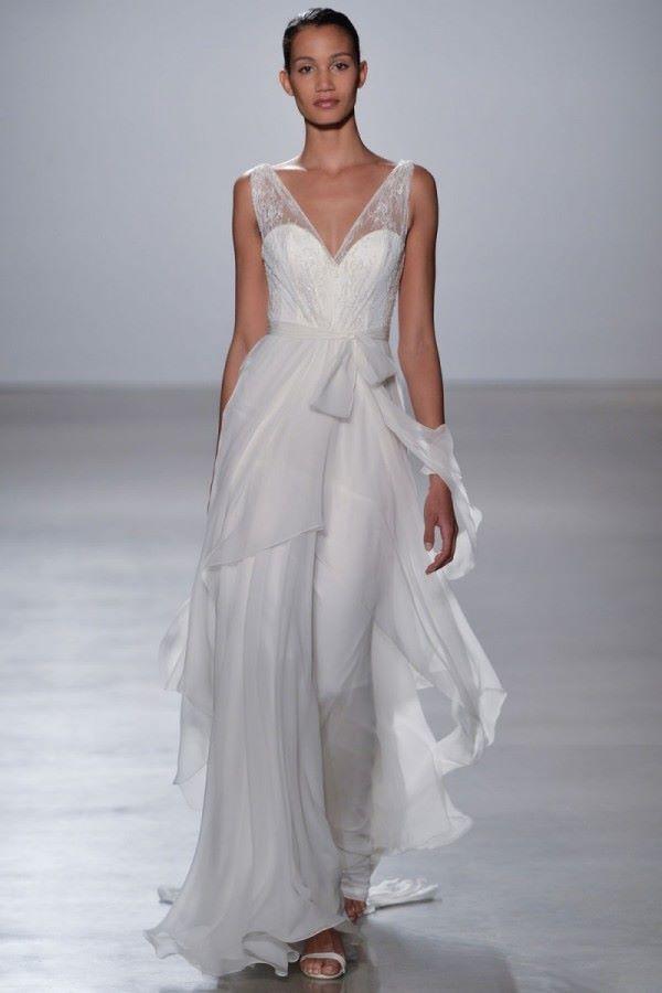 Свадебные платья в греческом стиле 2015-2016 Christos