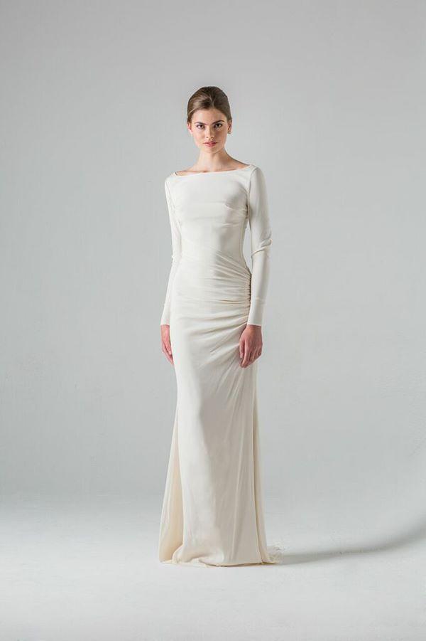 Свадебные платья с длинным рукавом 2015-2016 Colmar