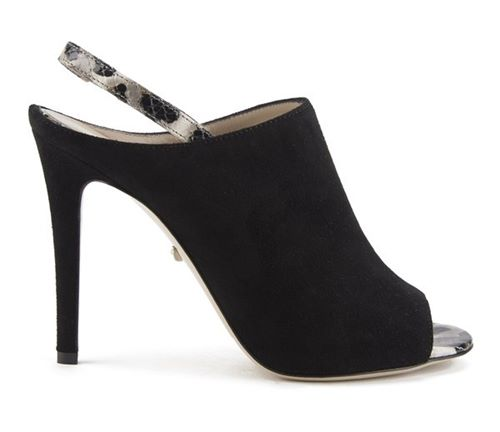 Туфли на каблуке осень-зима 2015-2016 Diane von Furstenberg