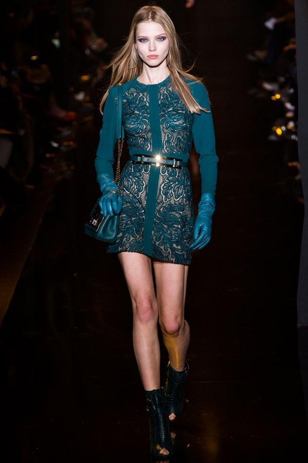 Коктейльные платья осень-зима 2015-2016  Elie Saab