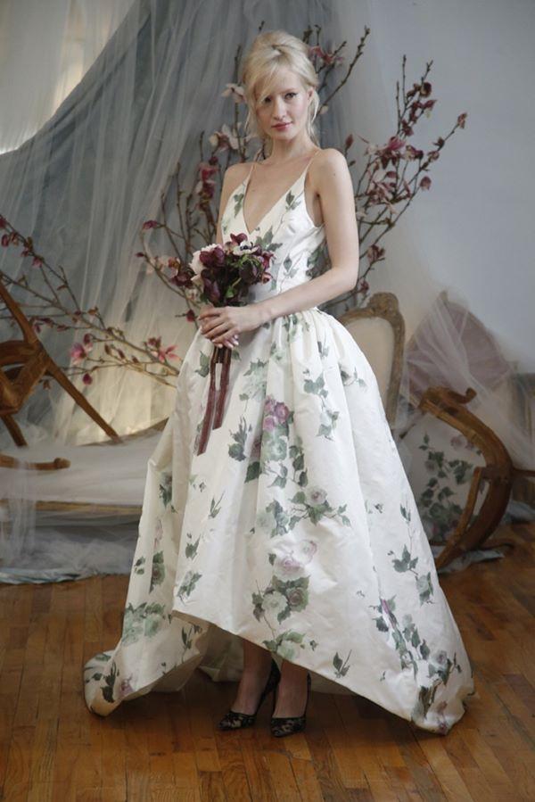 Свадебные платья хай-лоу 2015-2016 Elizabeth Fillmore