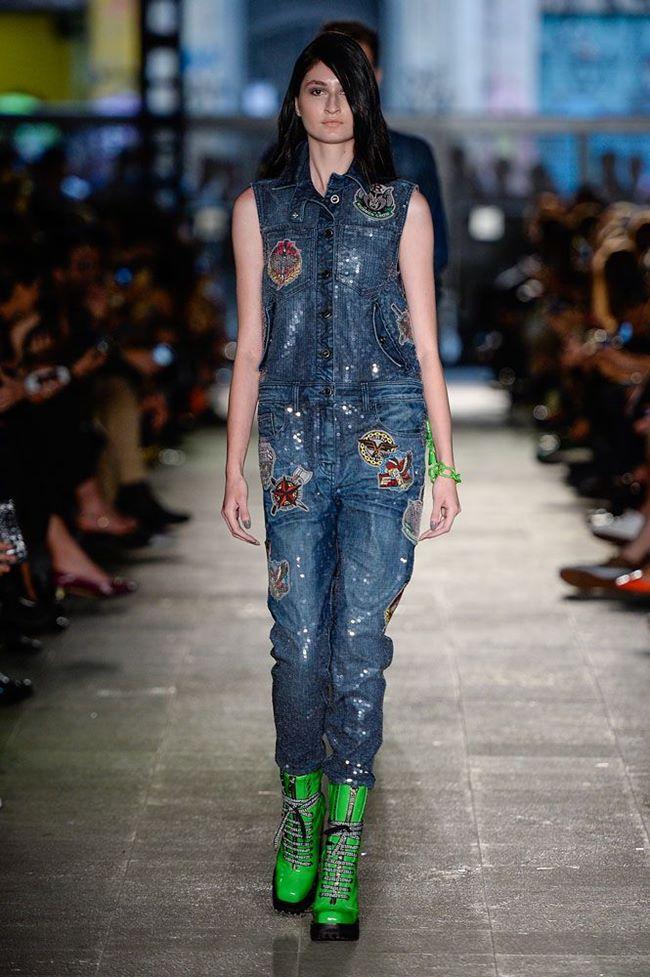 Модные джинсы осень-зима 2015-2016: Ellus