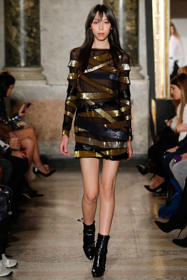 Коктейльные платья осень-зима 2015-2016  Emilio Pucci