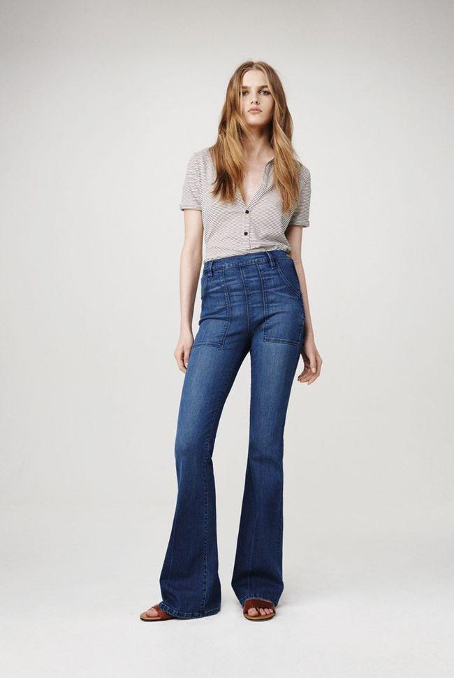 Модные джинсы осень-зима 2015-2016: Frame Denim