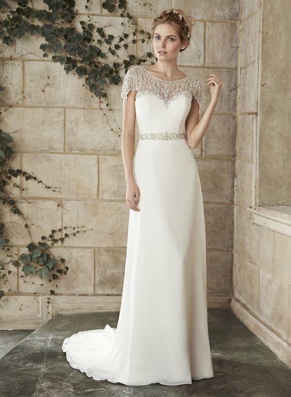 Свадебные платья с кристаллами и бусинами 2015-2016 Maggie Sottero
