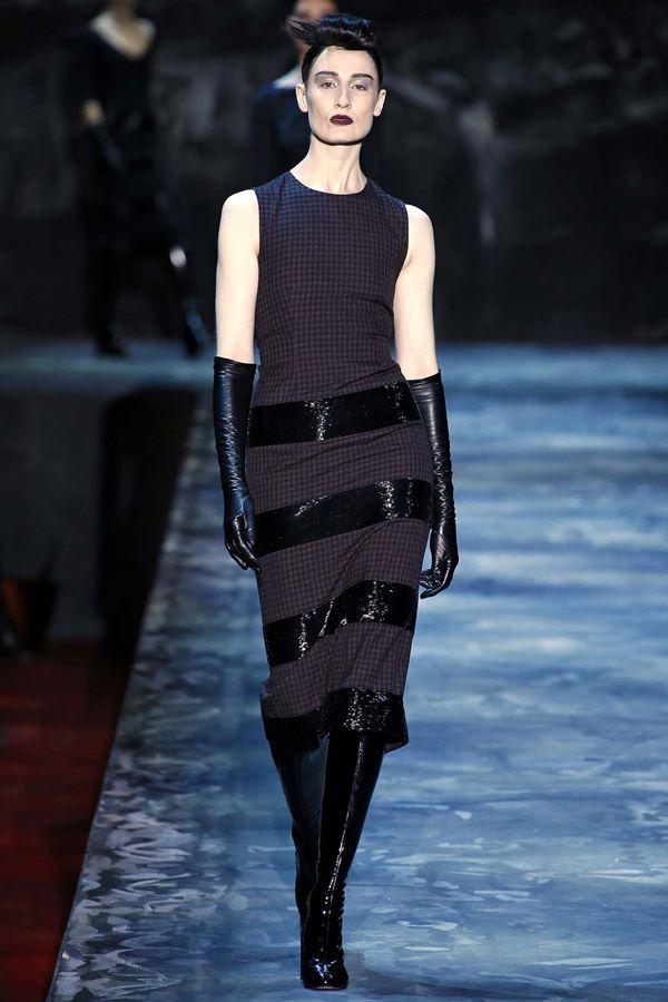 Облегающие платья осень-зима 2015-2016  Marc Jacobs