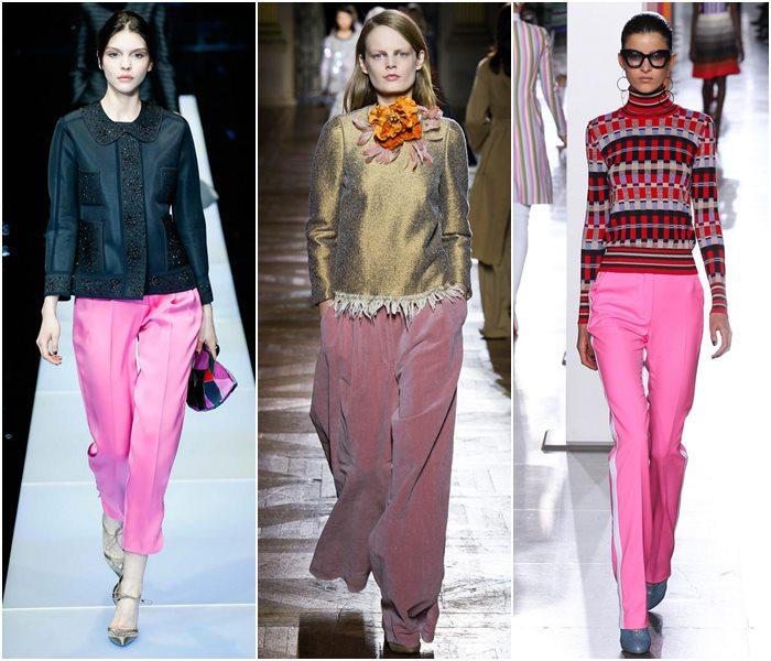 Модные брюки осень-зима 2015-2016  (11)