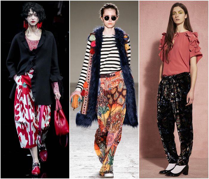 Модные брюки осень-зима 2015-2016  (14)