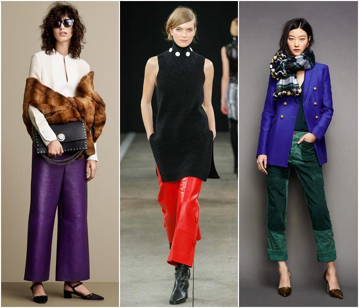 Модные брюки осень-зима 2015-2016  (15)