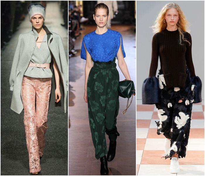 Модные брюки осень-зима 2015-2016  (18)