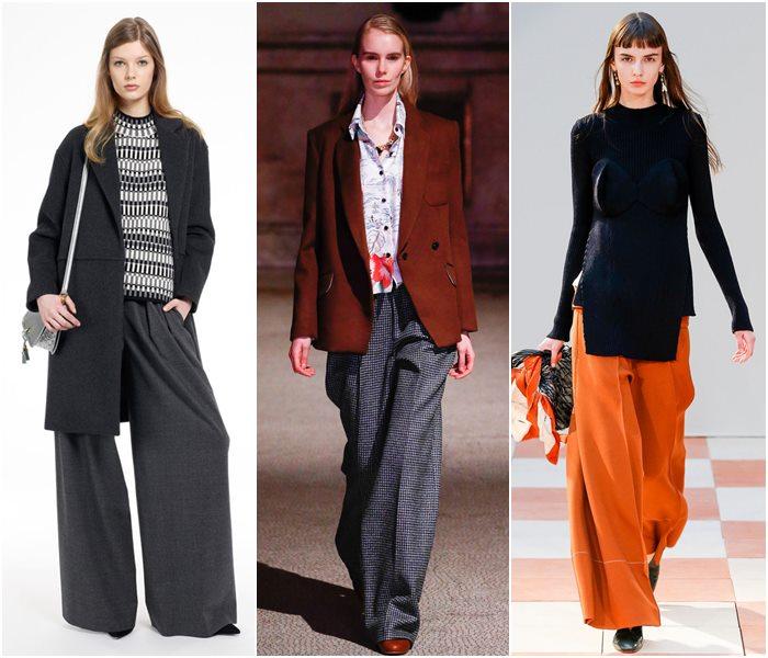 Модные брюки осень-зима 2015-2016  (2)