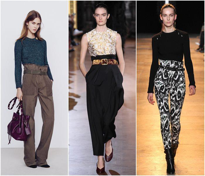 Модные брюки осень-зима 2015-2016  (21)