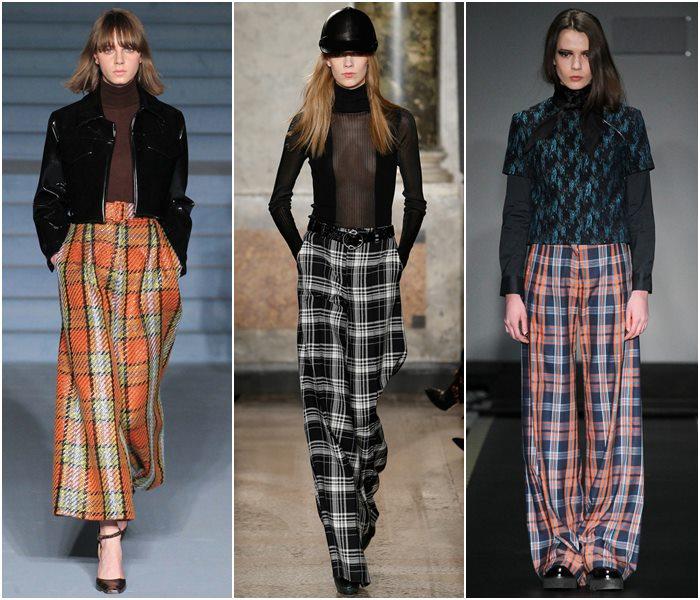 Модные брюки осень-зима 2015-2016  (4)