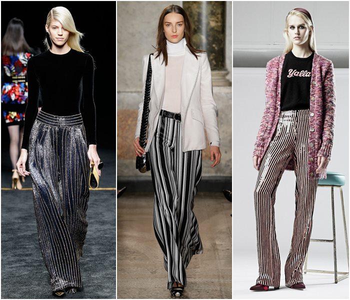 Модные брюки осень-зима 2015-2016  (6)